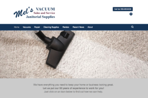 Mel's Vacuum & Janitorial Supplies