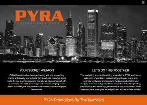 PYRA Promo