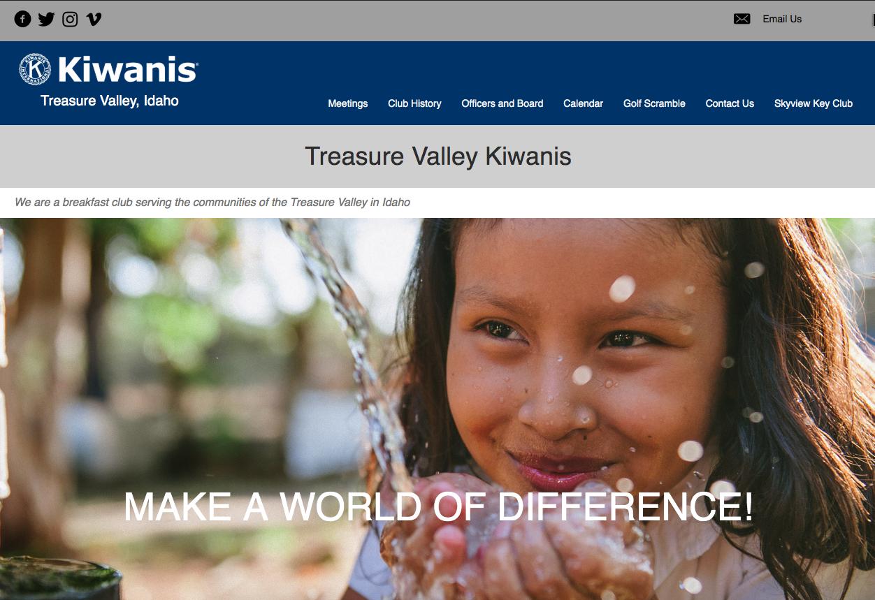 Treasure Valley Kiwanis